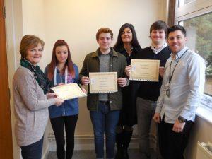 Photo of Haverhill students increase their skills range