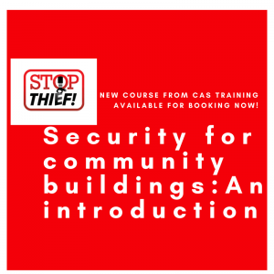 Security fo rcommunity buildings course