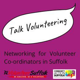 Talk Volunteering