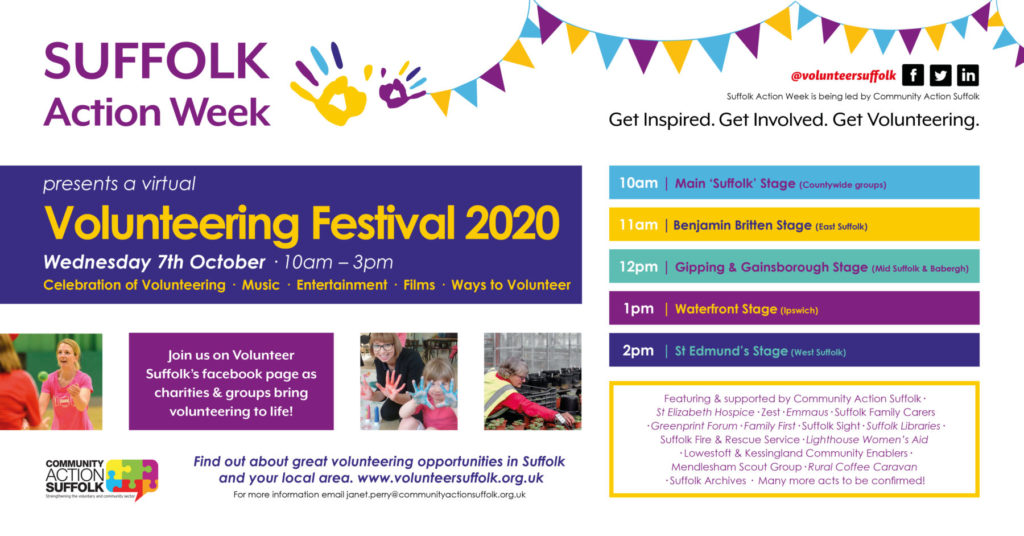 Volunteering Festival